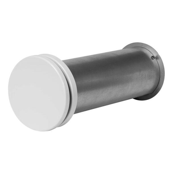 Клапаны приточные металлические
